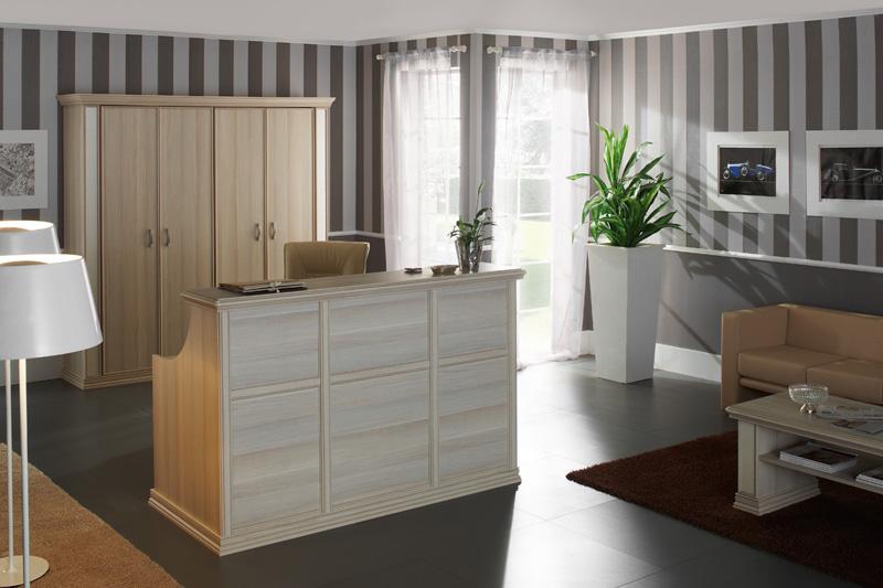 Оформление приемной зоны, ресепшн, мебель для офиса, офисные кресла и стулья, мебель для гостиниц, оборудование общежитий, кресло кожаное, стол руководителя, оперативная мебель, тендерная мебель