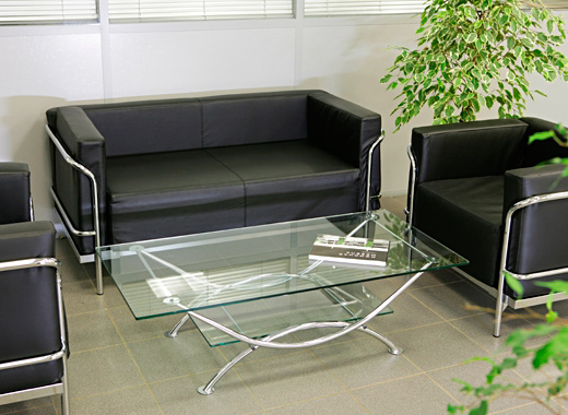 Журнальные столы в офисеАвтор: uspenskaya_o