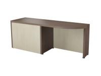 Боковой приставной стол правый, 1800х560х692